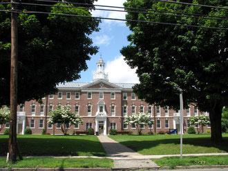 WCSU Campus