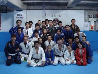 ブラジリアン柔術セミナー