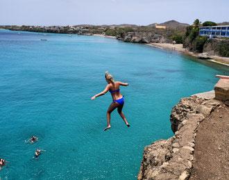 Strände - Playa Forti  - Urlaub auf Curacao
