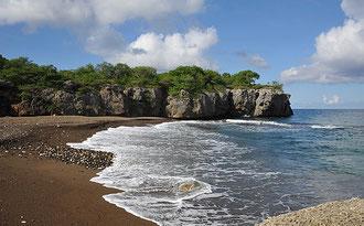 Sehenswürdigkeiten - Boca Santa Pretu  - Urlaub auf Curacao