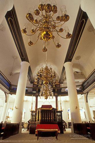 Sehenswürdigkeiten - Mikve Israel - Emanuel Synagoge   - Urlaub auf Curacao