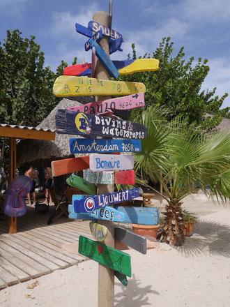 Strände - Cas Abou  - Urlaub auf Curacao