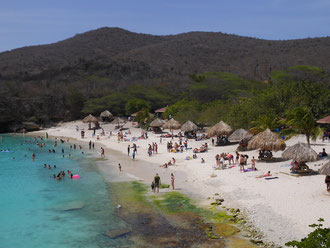 Strände - Grote Knip - Playa Abou - Kenapa Grandi - Urlaub auf Curacao