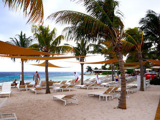 Strände - Jan Thiel - Cabana - Mambo  - Urlaub auf Curacao