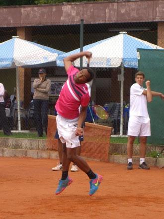 Turniersieger Patrique Groll
