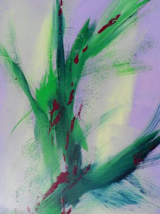 © 2014 Dynamic - Acryl auf Leinwand 60 x 80