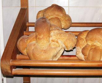 Pan de escanda-Las Cruces