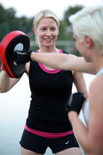 Fitness Kickboxen