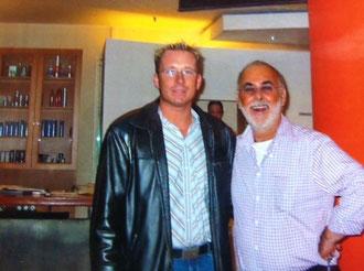 Carsten meets Udo Walz