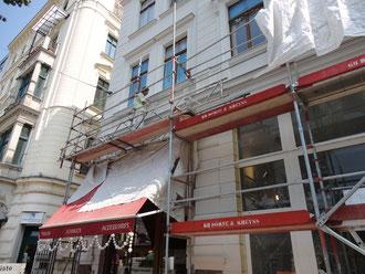 Fassade Karl-Liebknechtstraße 51