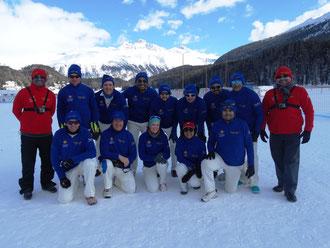 St Moritz Cricket Club 2018