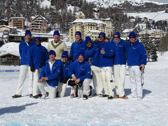 St Moritz Cricket Club 2014