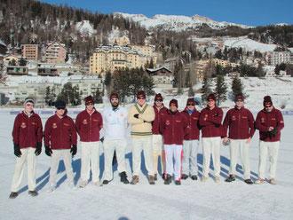 St Moritz Cricket Club 2015