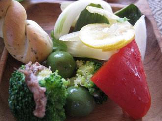 野菜のピクルス~♫夏!