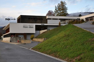 Gymnase Pierre ALLAIN