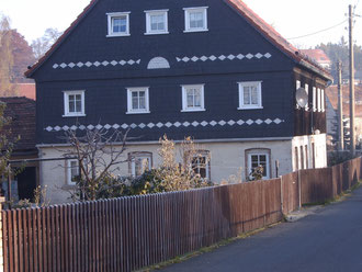 Umgebindehaus Seifhennersdorf