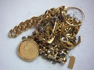 Haben Sie Altgold, -silber, -platin, -palladium und wollen dies verkaufen, dann kommen Sie doch unverbindlich vorbei