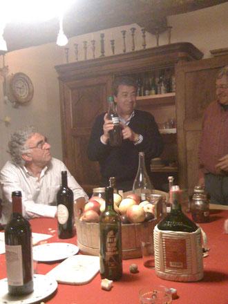 09 Coi - Cesaron illustra l'antica raccolta alcoolica del Panta.
