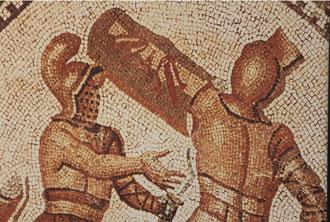 Mosaico da Bad Kreunznach, III sec. d.C.