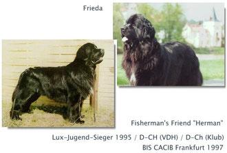 Frieda und Herman
