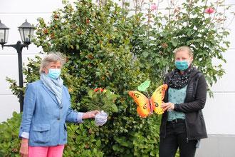 "777€ an ""Frauen helfen Frauen Hennef e.V."""