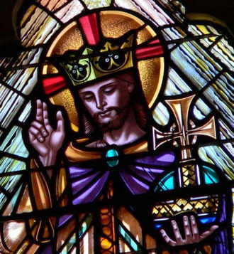 Jesvs Christ, the only King of Kings.