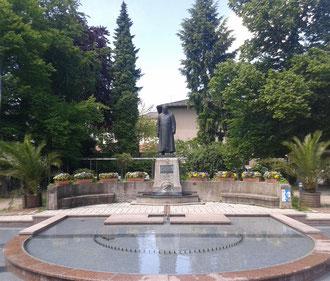 Kneippdenkmal in Bad Wörishofen
