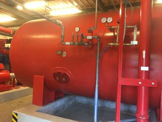 czyszczenie zbiorników hydroforowych