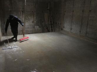 czyszczenie zbiornika ppoż podziemnego