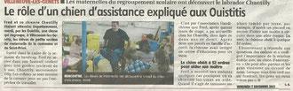 L'Yonne républicaine du 7 décembre 2012