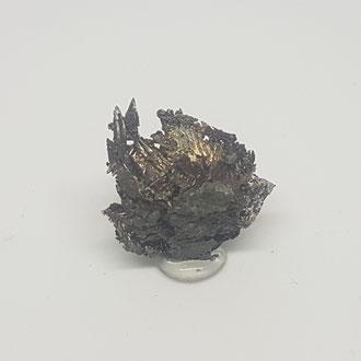 Ook bij natuurlijke zilver komt oxidatie voor. Wanneer een sieraad