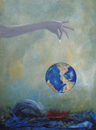 Die Welt am seidenen Faden