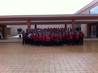 WKC England Team