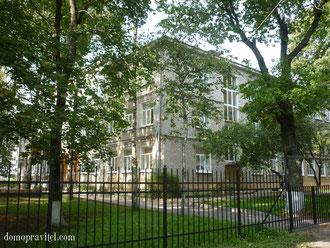 Школа 9 в Гатчине