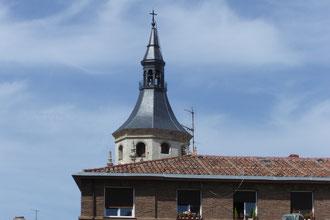 clocher de la cathédrale Sta Maria