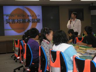 長野市社会見学 県庁(4学年)