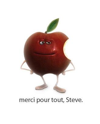 Steve Jobs RIP Oasis