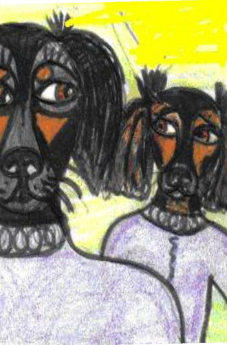 aus Shiwa, der Hund von dern Sternen by Miluna Tuani