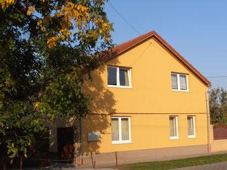 Haus II - Wohnhaus für drei Kindergruppen