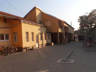 Haus II - Innenhof
