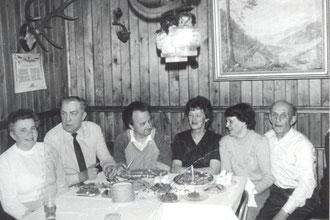 Bild: Jagdhütte Wünschendorf Feier