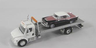 SpecCast Rolloff Truck