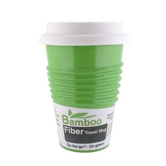 Made by Humans Bamboo Fiber Mug