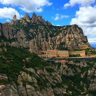 Montserrat + Sitges