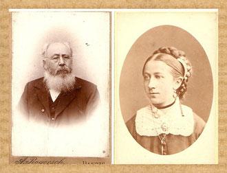 Urgroßeltern Barabas (Eltern Großmutter)