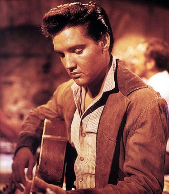 "Elvis in ""Flaming Star"""