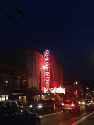 Castro movie theater