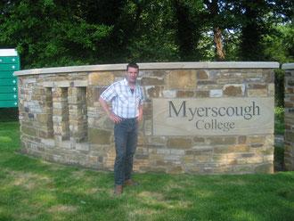 Myerscough College,Department of Farriery Science Bilsborrow Preston England , ist das einzige College der Welt mit einem Studiengang der Biomechanik und Bewegungslehre des Pferdes