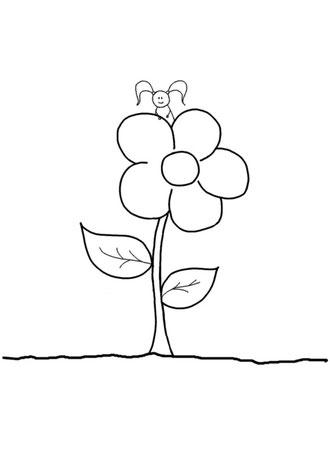 Beatrice Winkel - Trixilie und das Blumenbeet