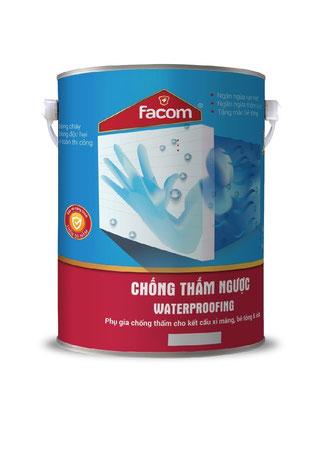vật liệu chống thấm tường nhà Facom